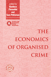 The Economics of Organised Crime