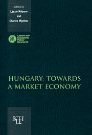 Hungary: Towards a Market Economy