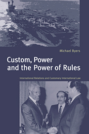Custom, Power and the Power of Rules