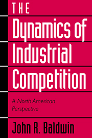 The Dynamics of Industrial Competition