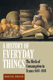 A History of Everyday Things