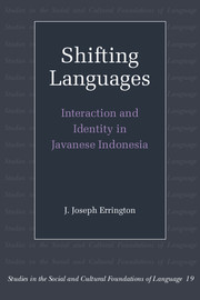 Shifting Languages