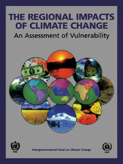 The Regional Impacts of Climate Change
