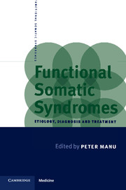 Functional Somatic Syndromes