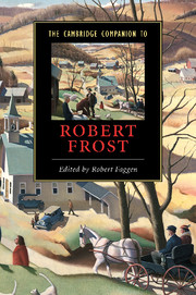 The Cambridge Companion to Robert Frost