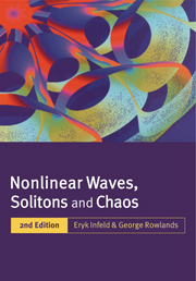 Nonlinear Waves, Solitons and Chaos