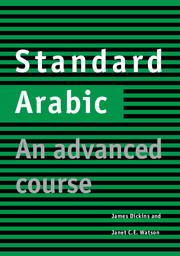 Standard Arabic