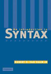 An Introduction to Syntax