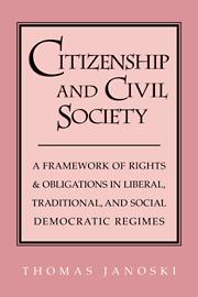 Citizenship and Civil Society
