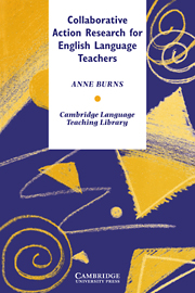 Collaborative Action Research for English Language Teachers