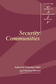 Security Communities