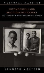 Autobiography and Black Identity Politics