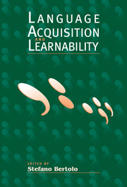 Language Acquisition and Learnability