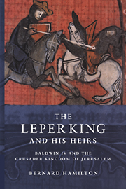 The Leper King and his Heirs