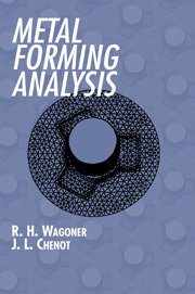 Metal Forming Analysis
