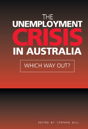 The Unemployment Crisis in Australia