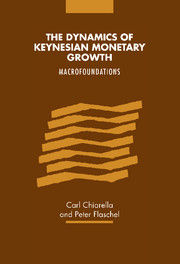 The Dynamics of Keynesian Monetary Growth