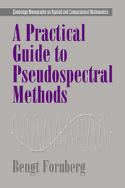 A Practical Guide to Pseudospectral Methods