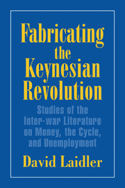 Fabricating the Keynesian Revolution