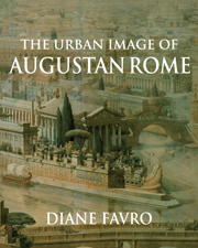 The Urban Image of Augustan Rome