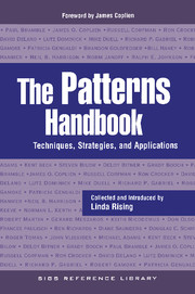 The Patterns Handbook