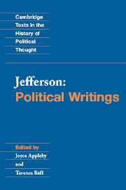 Jefferson: Political Writings
