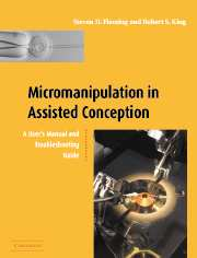 Micromanipulation in Assisted Conception