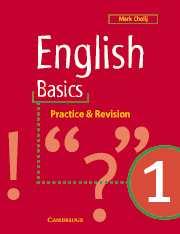 English Basics 1