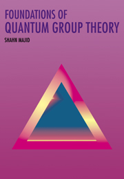 Foundations of Quantum Group Theory
