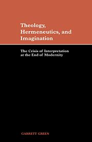 Theology, Hermeneutics, and Imagination
