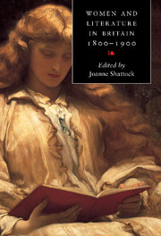 Women and Literature in Britain 1800–1900