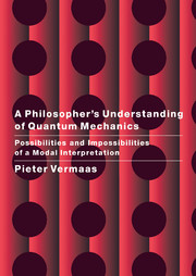 A Philosopher's Understanding of Quantum Mechanics