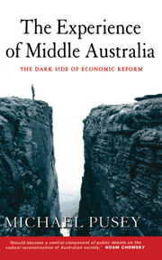 The Experience of Middle Australia