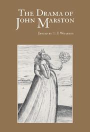 The Drama of John Marston
