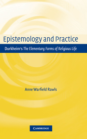 Epistemology and Practice