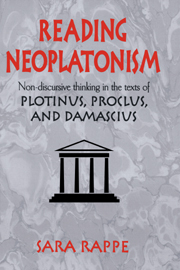 Reading Neoplatonism