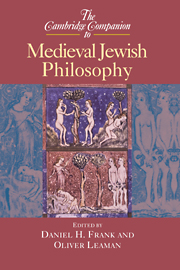 Frank & Leaman   The Cambridge Companion to Medieval Jewish Philosophy [1 ebook   PDF] preview 0