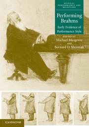 Performing Brahms