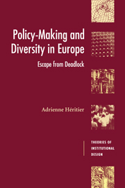 Policy-Making and Diversity in Europe