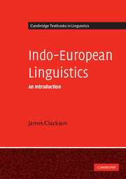Indo-European Linguistics