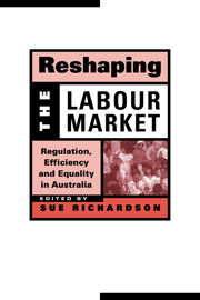 Reshaping the Labour Market