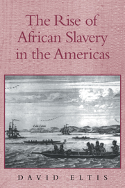 The Rise of African Slavery in the Americas