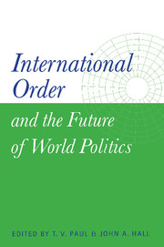 International Order and the Future of World Politics