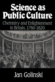 Science as Public Culture