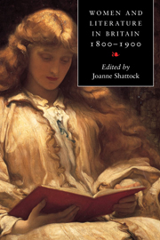Women and Literature in Britain 1800–1900