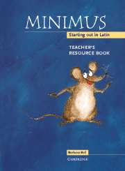 Minimus Teacher's Resource Book