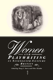 Women and Playwriting in Nineteenth-Century Britain