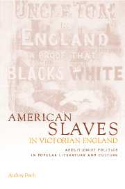 American Slaves in Victorian England