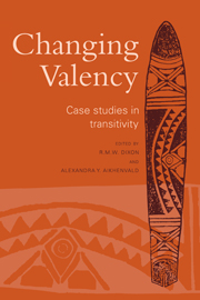 Changing Valency