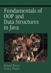 Fundamentals of OOP and Data Structures in Java